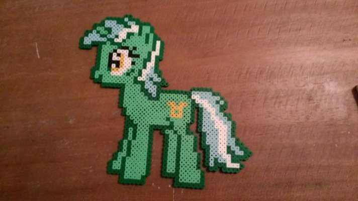 My Little Pony Lyra Sprite